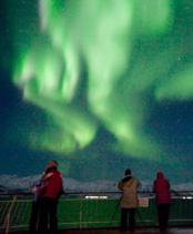 Northern Lights © Shigeru Ohki/Visit Tromsø Region